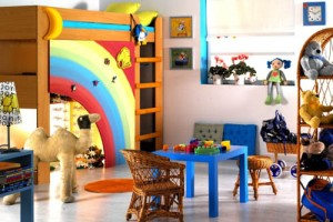 Создайте детскую комнату малышу