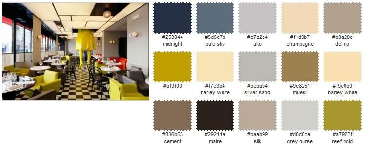Универсальные цвета, или коротко о нейтральных цветовых схемах