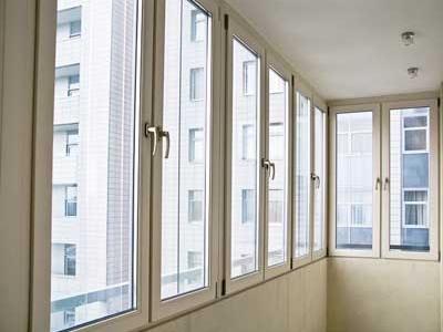 Какие окна выбрать для балкона