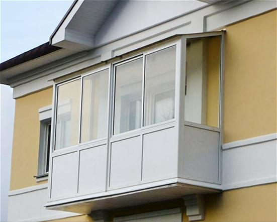 Что нужно знать про остекление балкона