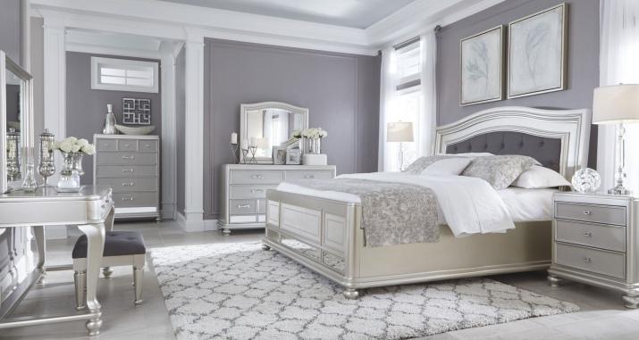 Преимущества использования серебряного цвета в интерьере