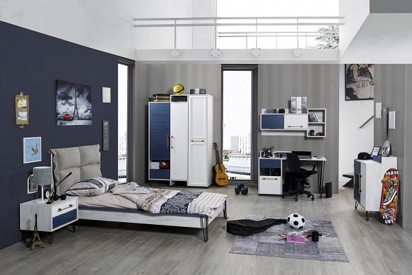 Как обустроить и оформить комнату подростка
